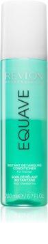 Revlon Professional Equave Volumizing Hiuksiin Jätettävä Suihkehoitoaine Hienoille Hiuksille
