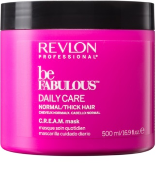 Revlon Professional Be Fabulous Daily Care Regenererande och återfuktande mask