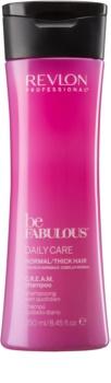 Revlon Professional Be Fabulous Daily Care Moisturizing and Revitalizing Shampoo