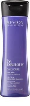 Revlon Professional Be Fabulous Daily Care šampon za volumen tankih las