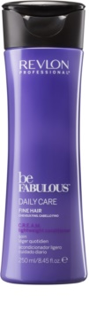 Revlon Professional Be Fabulous Daily Care Volume Conditioner for Fine Hair