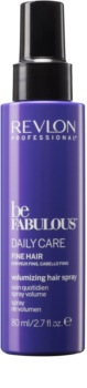 Revlon Professional Be Fabulous Daily Care spray para dar volume aos cabelos finos