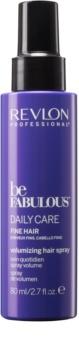 Revlon Professional Be Fabulous Daily Care Volym spray för fint hår