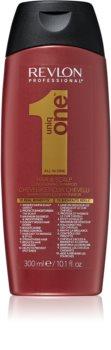 Revlon Professional Uniq One All In One Classsic vyživujúci šampón pre všetky typy vlasov