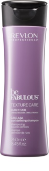Revlon Professional Be Fabulous Texture Care Hydrating and Curl Defining Shampoo