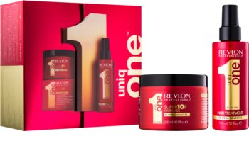 Revlon Professional Uniq One All In One Classsic Kosmetiksæt  IV. til kvinder