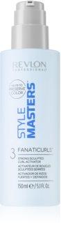 Revlon Professional Style Masters Fanaticurls crema per capelli mossi