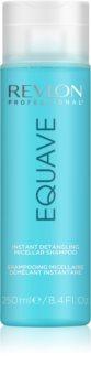 Revlon Professional Equave Instant Detangling Mizellen-Shampoo für alle Haartypen