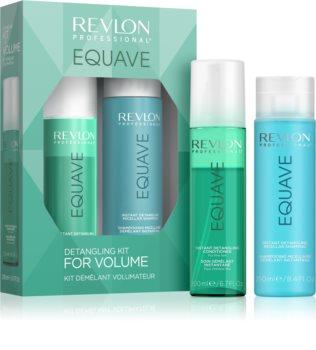 Revlon Professional Equave Volumizing kosmetická sada (pro všechny typy vlasů)