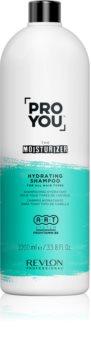 Revlon Professional Pro You The Moisturizer Hydraterende Shampoo  voor Alle Haartypen