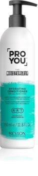 Revlon Professional Pro You The Moisturizer Hydraterende Conditioner  voor Alle Haartypen