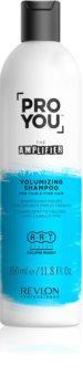 Revlon Professional Pro You The Amplifier Volumen-Shampoo für sanfte und müde Haare