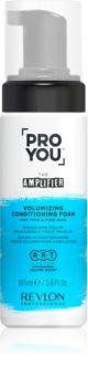 Revlon Professional Pro You The Amplifier балсам-пяна  за тънка коса без обем