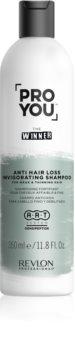 Revlon Professional Pro You The Winner stärkendes Shampoo gegen Haarausfall