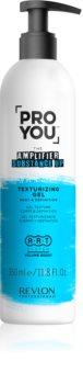 Revlon Professional Pro You The Amplifier Haargel  voor Structuur en Glans