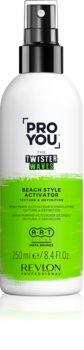 Revlon Professional Pro You The Twister spray cu sare pentru structura si stralucire