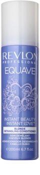 Revlon Professional Equave Blonde bezoplachový kondicionér v spreji pre blond vlasy