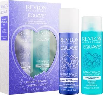 Revlon Professional Equave Blonde kozmetični set I. (za blond lase) za ženske