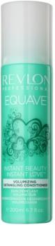Revlon Professional Equave Volumizing balsamo spray senza risciacquo per capelli delicati