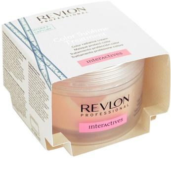 Revlon Professional Interactives Color Sublime mascarilla para cabello teñido