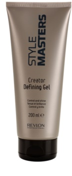 Revlon Professional Style Masters gel para controle e brilho