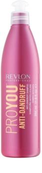 Revlon Professional Pro You Anti-Dandruff шампоан  против пърхот