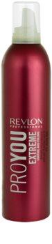 Revlon Professional Pro You Extreme mousse fixação forte