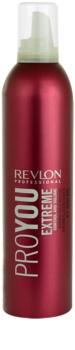 Revlon Professional Pro You Extreme mousse fixante fixation forte