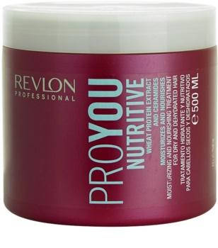 Revlon Professional Pro You Nutritive maschera per capelli secchi