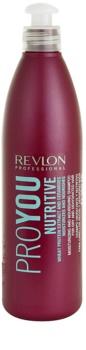 Revlon Professional Pro You Nutritive Schampo För torrt hår