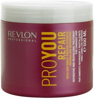 Revlon Professional Pro You Repair Mask För skadat, kemiskt behandlat hår