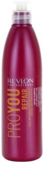 Revlon Professional Pro You Repair shampoing pour cheveux abîmés et traités chimiquement