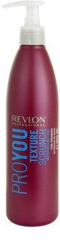 Revlon Professional Pro You Texture aktivátor kudrn