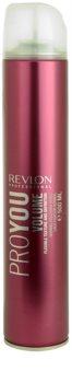 Revlon Professional Pro You Volume Haarspray für normale Festigung