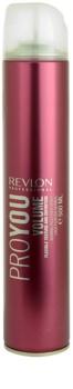 Revlon Professional Pro You Volume Hårspray För normal stadga