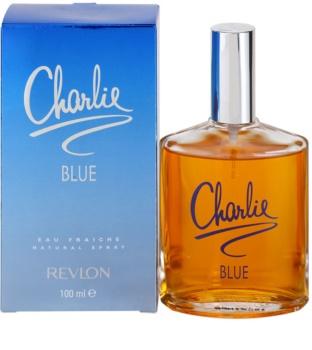 Revlon Charlie Blue Eau Fraiche Eau de Toilette Naisille