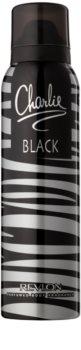 Revlon Charlie Black desodorante en spray para mujer 150 ml