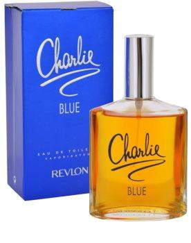 Revlon Charlie Blue Eau de Toilette Naisille