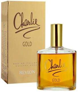 Revlon Charlie Gold Eau de Toilette για γυναίκες