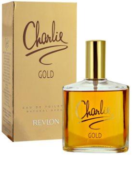Revlon Charlie Gold toaletní voda pro ženy