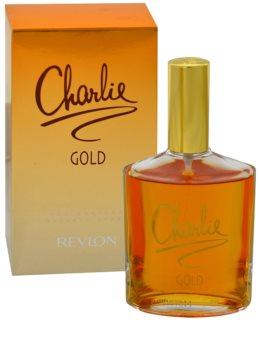 Revlon Charlie Gold Eau Fraiche Eau de Toilette til kvinder