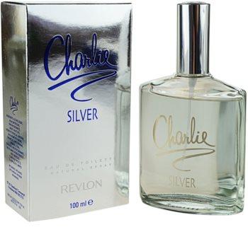 Revlon Charlie Silver eau de toilette para mulheres