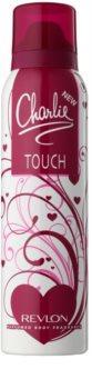 Revlon Charlie Touch deodorant spray para mulheres 150 ml