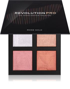 Revolution PRO 4K Highlighter Palette Highlight Palette