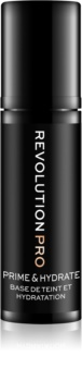 Revolution PRO Prime & Hydrate base de teint hydratante