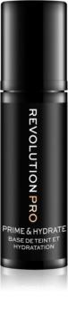 Revolution PRO Prime & Hydrate хидратираща основа под фон дьо тен