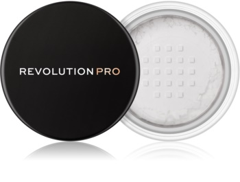 Revolution PRO Loose Finishing Powder transparentní sypký pudr