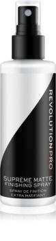 Revolution PRO Supreme matujący spray utrwalający makijaż