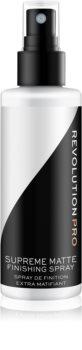 Revolution PRO Supreme matující fixační sprej na make-up