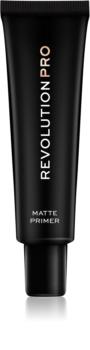 Revolution PRO Matte Primer bază de machiaj matifiantă, sub fondul de ten